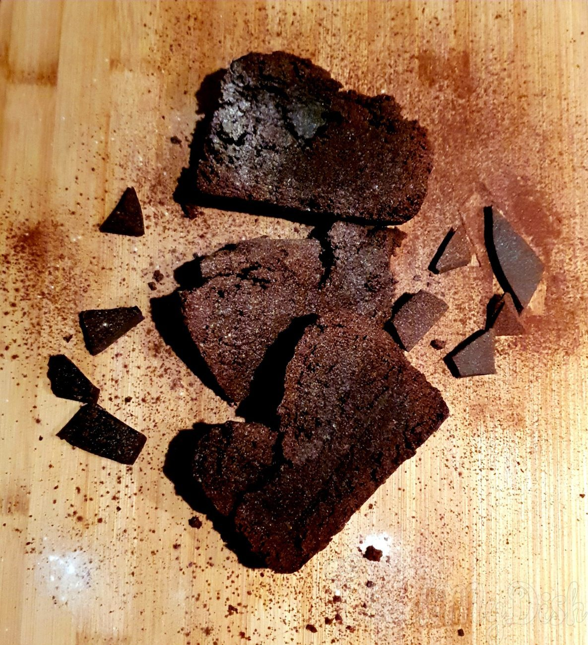 Heftige Brownies