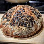 Rustiek Zuurdesem Volkoren Spelt Brood