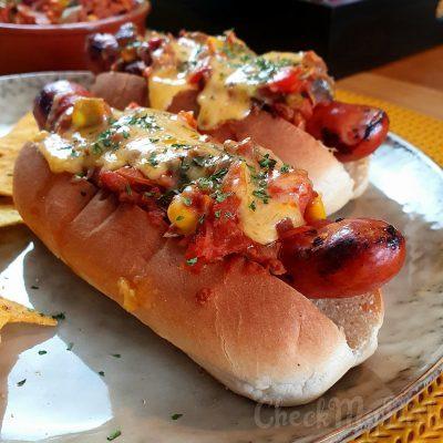 Hot dogs- chili