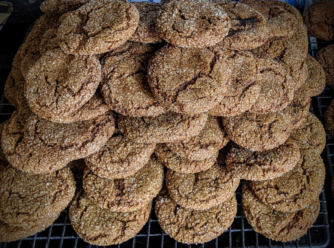 Canadese Ginger Snaps